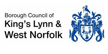 Borough Council of King's Lynn and West Norfolk logo
